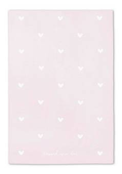 Katie Loxton Baby Blanket in pink