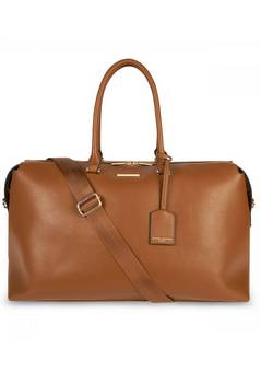 Katie Loxton Kensington Weekend bag Cognac