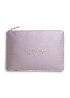 Katie Loxton Perfect Pouch Hey Beautiful