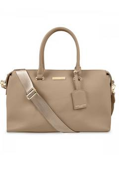 Katie Loxton Mini Kensington Weekend bag Taupe