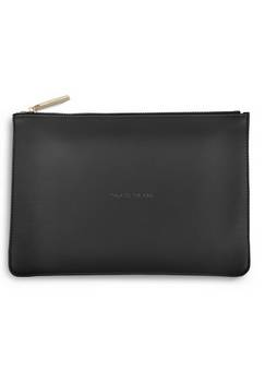 Katie Loxton Perfect Pouch in Charcoal