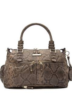 Kerikit Changing Bag Aryella Python