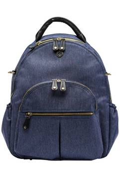 Kerikit Joy Tech Denim Backpack changing bag
