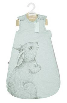 Little Green Sheep Rabbit Print Sleeping bag