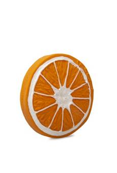 Oli & Carol Floatie Clementino Orange Teether