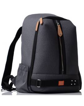 PacaPod Picos Pack Changing Bag Black Charcoal