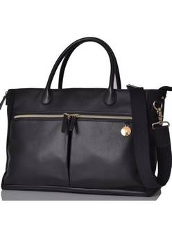 PacaPod Fortuna Changing bag in Black