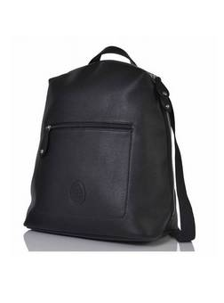 PacaPod Hartland  Changing Bag Backpack in Black