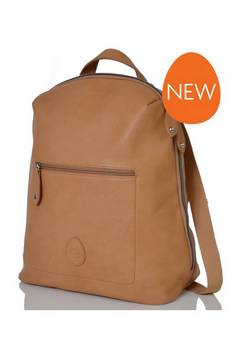 PacaPod Hartland  Changing Bag Backpack in Camel