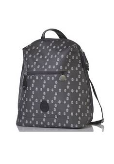 PacaPod Hartland Pewter Acorn  Changing Bag Backpack