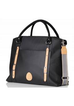 PacaPod Mirano Black Changing Bag