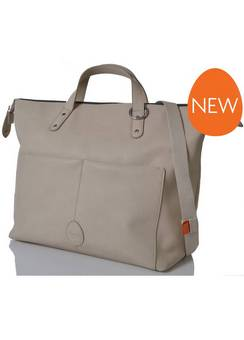 PacaPod  Saunton Changing Bag in Chalk