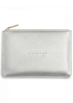 Katie Loxton Perfect Pouch Let the fun Be-Gin