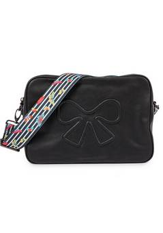 Pink Lining Hoxton Cross body Changing bag Black