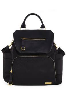 Skip Hop  Chelsea Backpack in Black