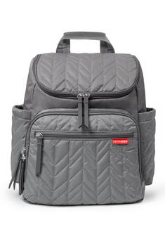 Skip Hop Forma Backpack in Grey