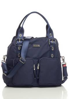 Storksak Alexa Changing bag in Navy