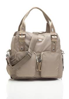 Storksak Alexa Changing bag in Taupe