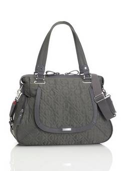 Storksak Anna in Charcoal Changing Bag