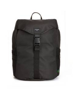 Storksak Travel Eco Backpack bag Black