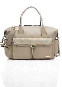 Storksak Charlotte  Changing Bag in Clay