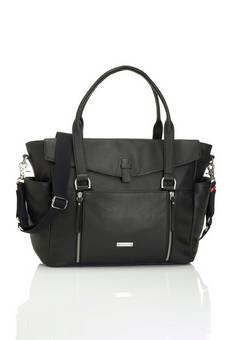 Storksak Emma Changing Bag in Black
