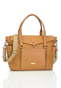 Storksak Emma Changing Bag in Tan