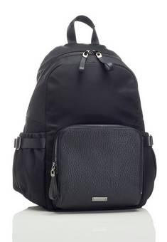 Storksak Hero Lux Backpack in Black