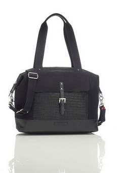 Storksak Jude Changing Bag in Black