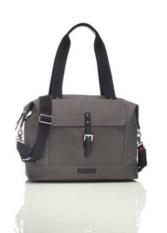 Storksak Jude Changing Bag in Charcoal