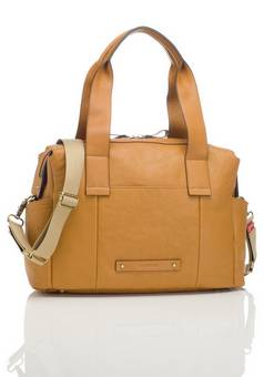 Storksak Kym  Changing bag in Tan