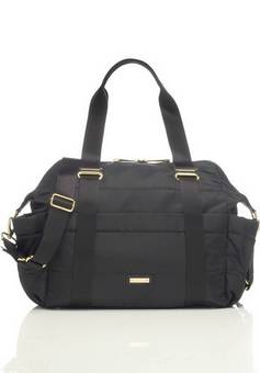 Storksak Sandy in Black Changing bag