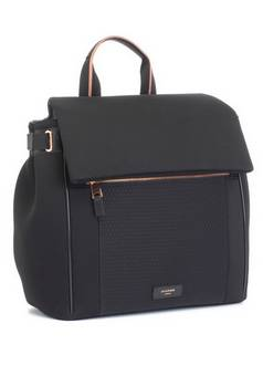 Storksak St James Scuba Black Changing bag