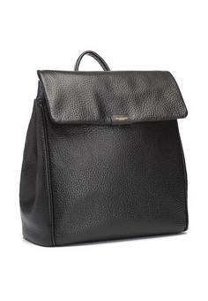 Storksak St James Leather Changing bag Black