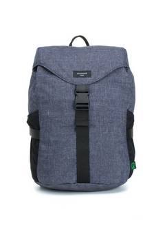Storksak Travel Eco Backpack bag Navy