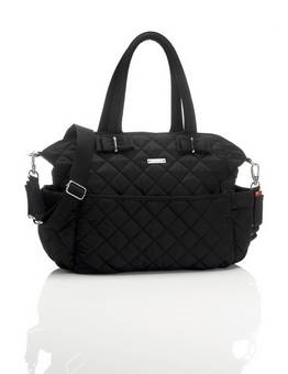 Storksak Bobby Changing Bag in Black