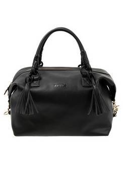 Zellie Meribel Slouch Changing bag in Black