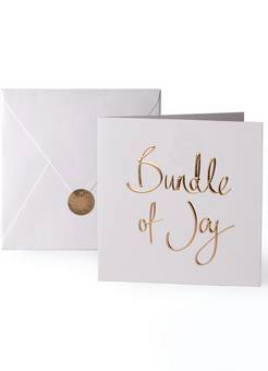 Katie Loxton Bundle of Joy greeting card