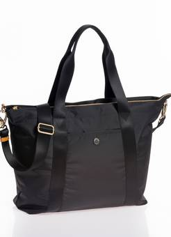 Jem + Bea Lola changing bag in Black