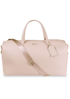 Katie Loxton Weekend Holdall Bag Pink